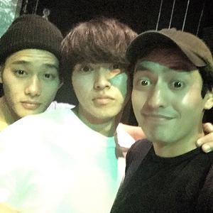 with Shuhei Nomura & Fernandez Naoyuki