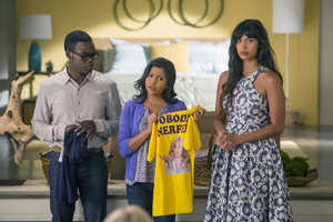 1x11 - What's My Motivation - Chidi, Real Eleanor and Tahani