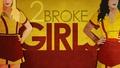 2 Broke Girls - 2-broke-girls wallpaper