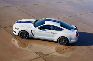 2016 Ford Shelby GT350 mustang Side profil