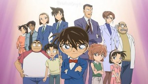 21 years from Detective Conan
