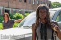 7x09 ~ Michonne and Daryl - the-walking-dead photo