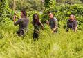 7x09 ~ Rick, Michonne, Aaron and Tara - the-walking-dead photo