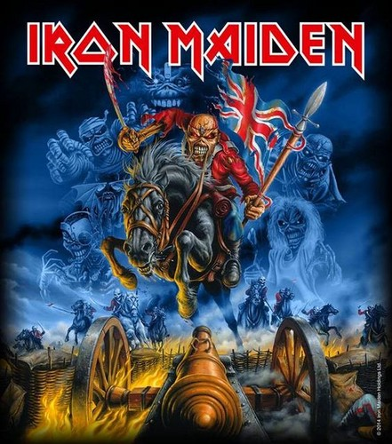 Iron Maiden wallpaper called 98d2c0e6c3e1e6c631f7690b27c3e3c9