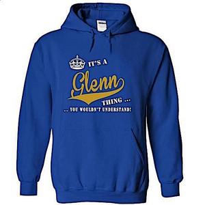 A Glenn Hoodie