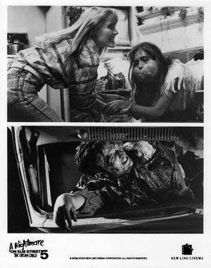 A Nightmare on Elm улица, уличный 5: The Dream Child