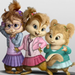 A decent CGI picture - the-chipettes icon
