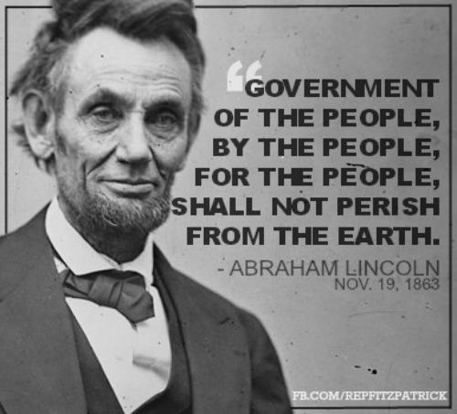 Abraham Lincoln Zitate Us Republican Party Foto