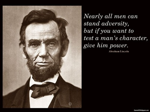 U.S. Republican Party 壁纸 titled Abraham 林肯