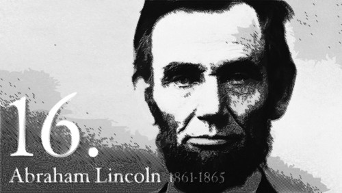 U.S. Republican Party 壁纸 entitled Abraham 林肯
