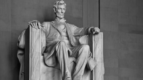 U.S. Republican Party 壁纸 called Abraham 林肯