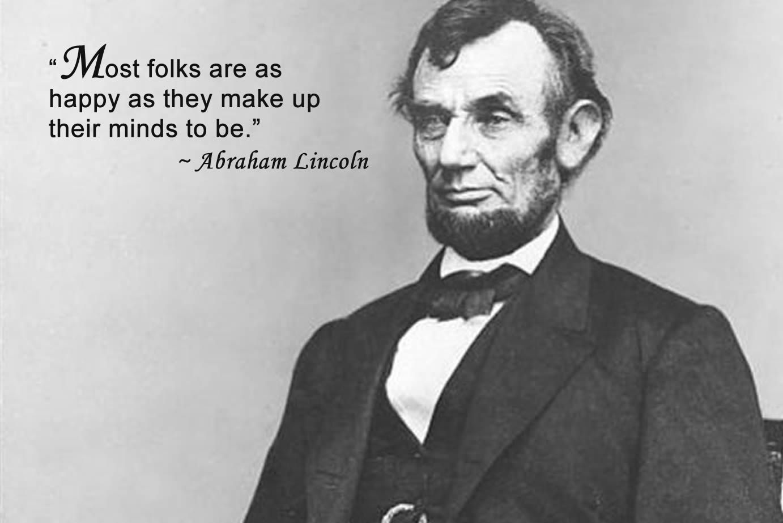 Abraham リンカーン