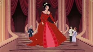 Adult Princess Melody Ball vestido Version 2
