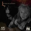 All you know will burn. - american-horror-story photo