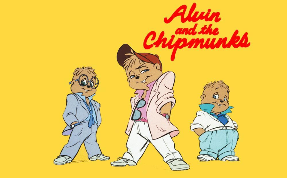 Chipmunks Zeichentrick