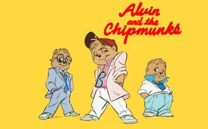 Alvin and the Chipmunks Background/Wallpaper