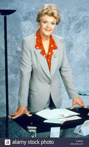 Angela Lansbury as Jessica Fletcher