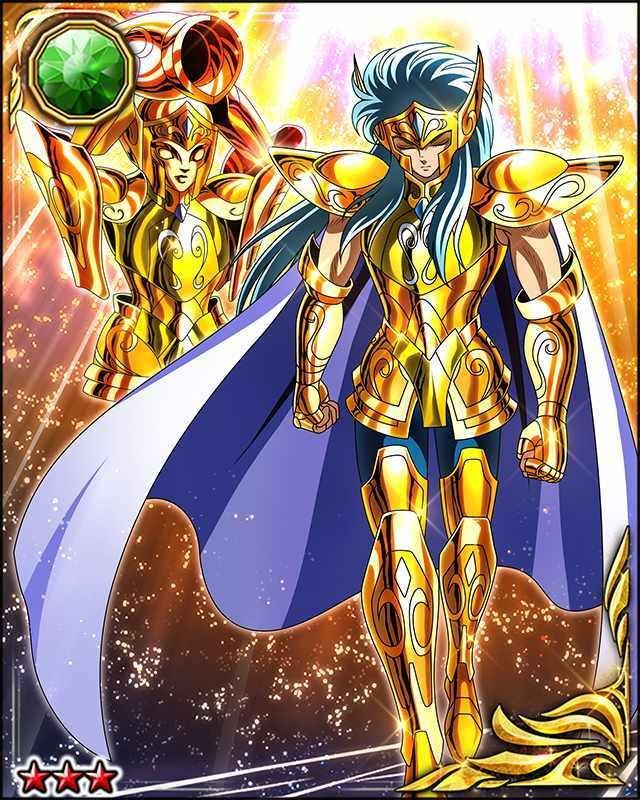 Aquarius Camus - Saint Seiya (Knights of the Zodiac) Foto