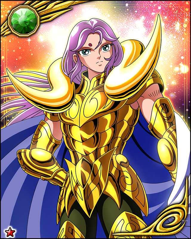 Aries Mu - Saint Seiya (Knights of the Zodiac) foto