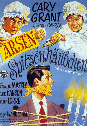 Arsenic And Old spitze