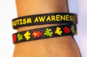 Autism Awareness Bracelet.