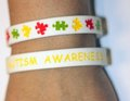 Autism Awareness Bracelet. - autism-awareness photo