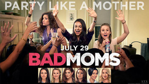 Bad Moms Movie Posters