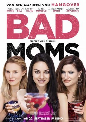 Bad Moms Movie Posters