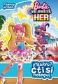 barbie Video Game Hero Czech Book