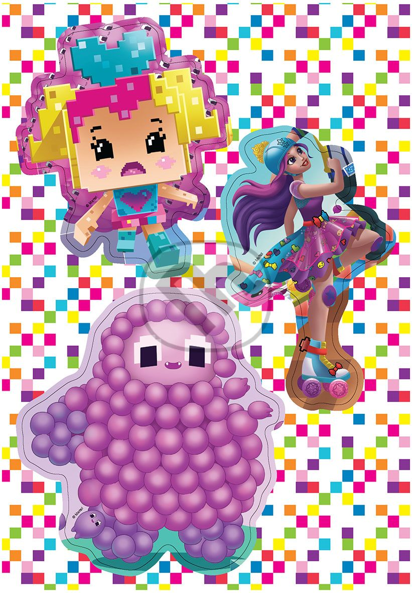 Barbie Video Game Hero Slovak Activity Book