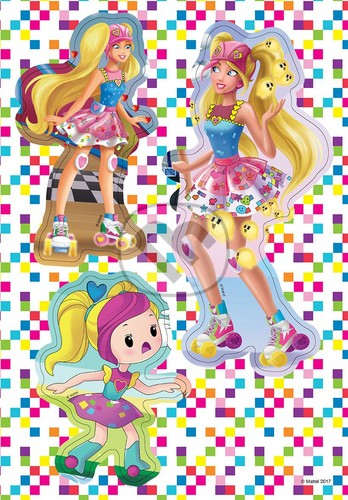film barbie wallpaper entitled barbie Video Game Hero Slovak Activity Book