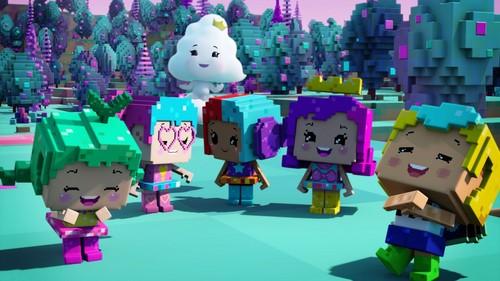 바비 영화 바탕화면 titled Barbie: Video Game Hero
