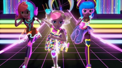 Filem Barbie kertas dinding called Barbie: Video Game Hero