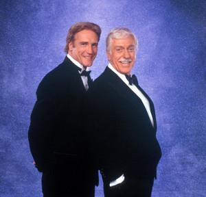 Barry and Dick furgão, van Dyke as Steve and Mark Sloan