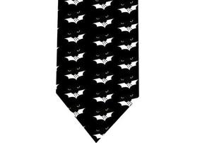 蝙蝠侠 Catwoman tie 1 detail
