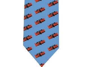 Batman tie dc 4 detail