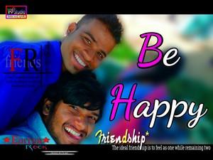 Be Happy Vishnu