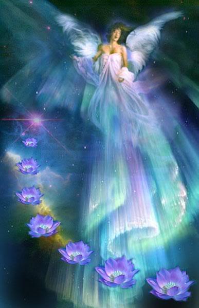 Beautiful ángel