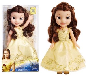 Beauty and the Beast 2017 - Ballroom Belle Doll