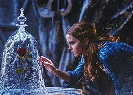Disney Princess Achtergrond Called Beauty And The Beast 2017