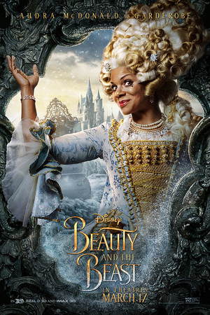 Beauty and the Beast (2017) Character Poster - Garderobe