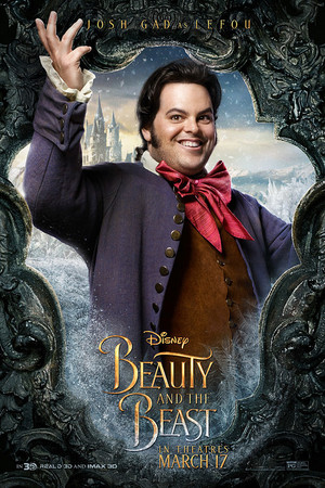 Beauty and the Beast (2017) Character Poster - Lefou
