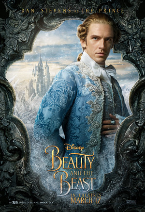 Beauty and the Beast (2017) Character Poster - The Prince
