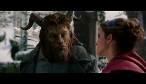 Beauty and the Beast New scenes