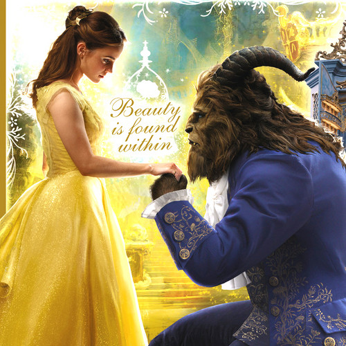 abcjkl or Rimi wallpaper titled Beauty and the Beast