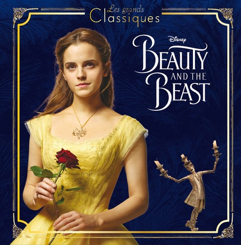 Beauty and the Beast (2017) kertas dinding called Beauty and the Beast