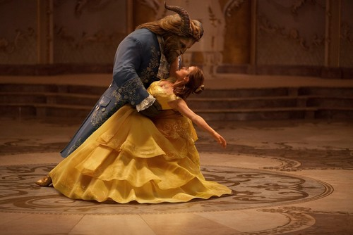 Beauty and the Beast (2017) wallpaper titled Beauty and the Beast new still