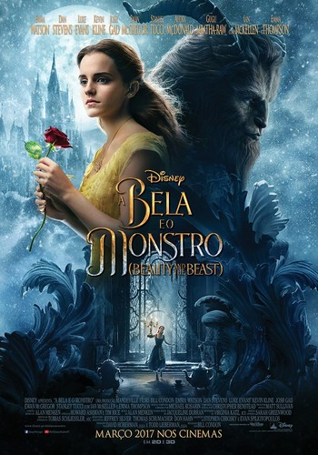 Beauty and the Beast (2017) kertas dinding called Beauty and the Beast posters