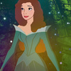 Princess Aurora foto entitled Belle in Aurora's clothing