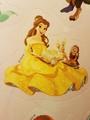 Belle reading  - disney-princess photo